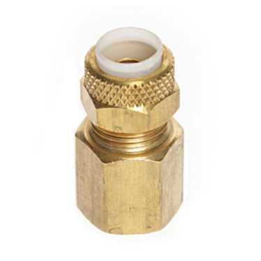 Compression Fittings - Brass