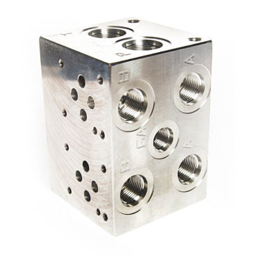 Hydraulic Valve Manifolds (Daman)