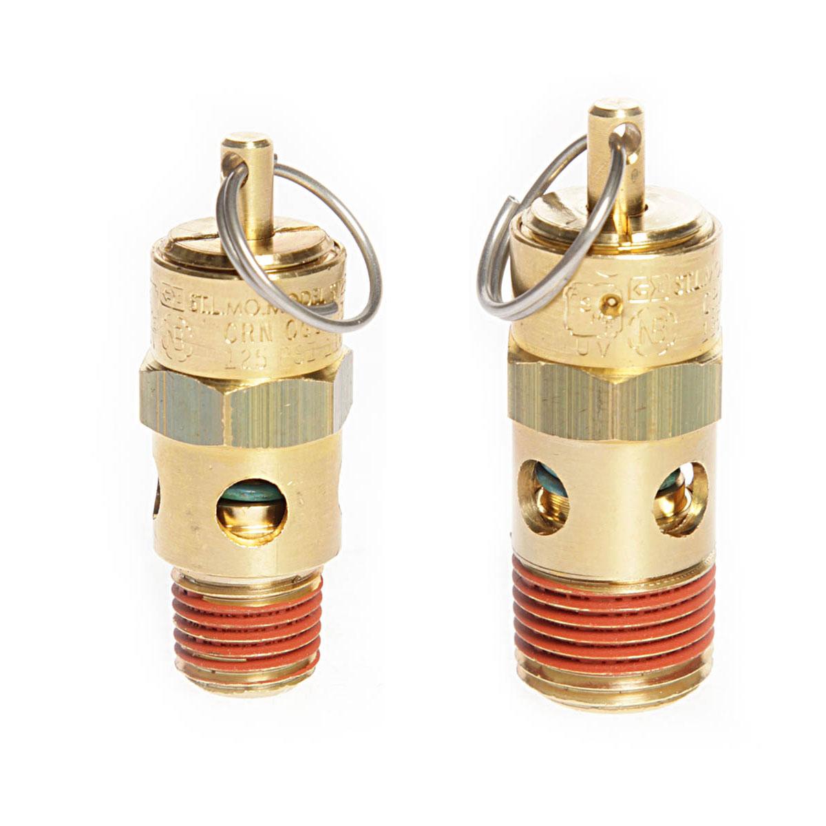 1 4 3 8 Asme Relief Valves Royal Fluid Power Inc